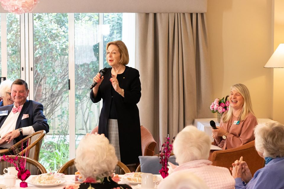 Project Pink morning tea with Ita Buttrose2