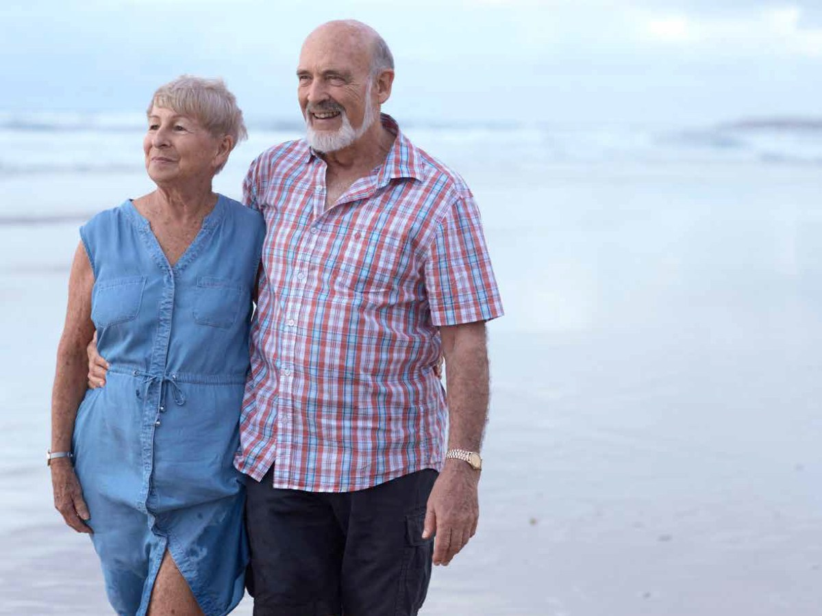 Ageing: Which gender does it better?