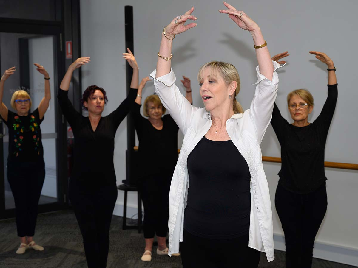 Health and fitness fun for seniors1