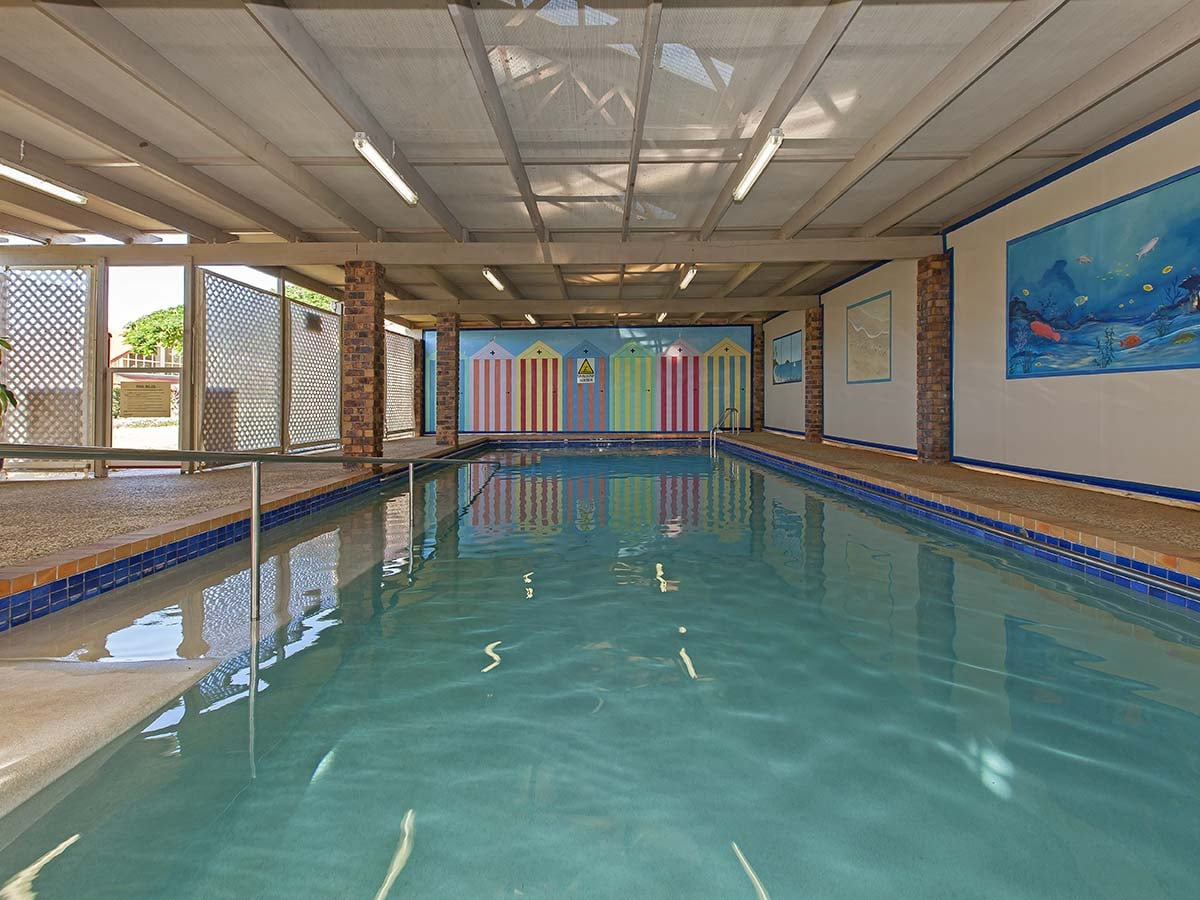 Bridgeman Downs Village Indoor pool internal med res 260214