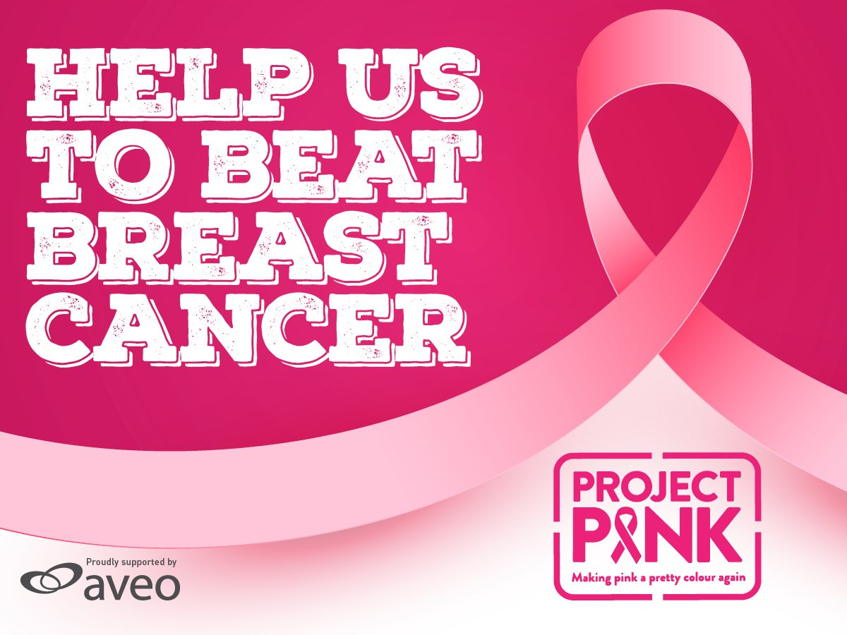 Changing lives through Project Pink