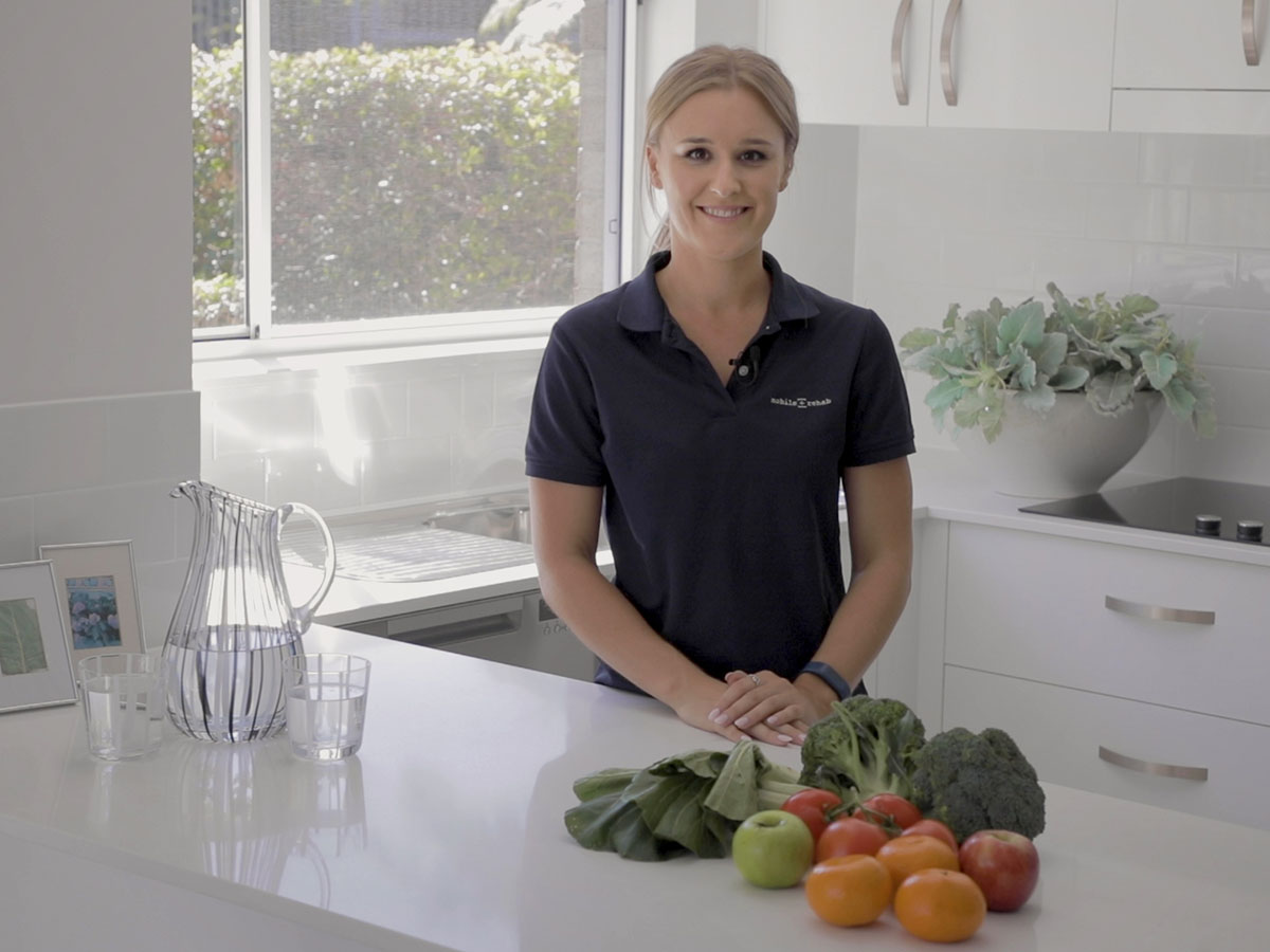Three tips for nutrition and wellbeing