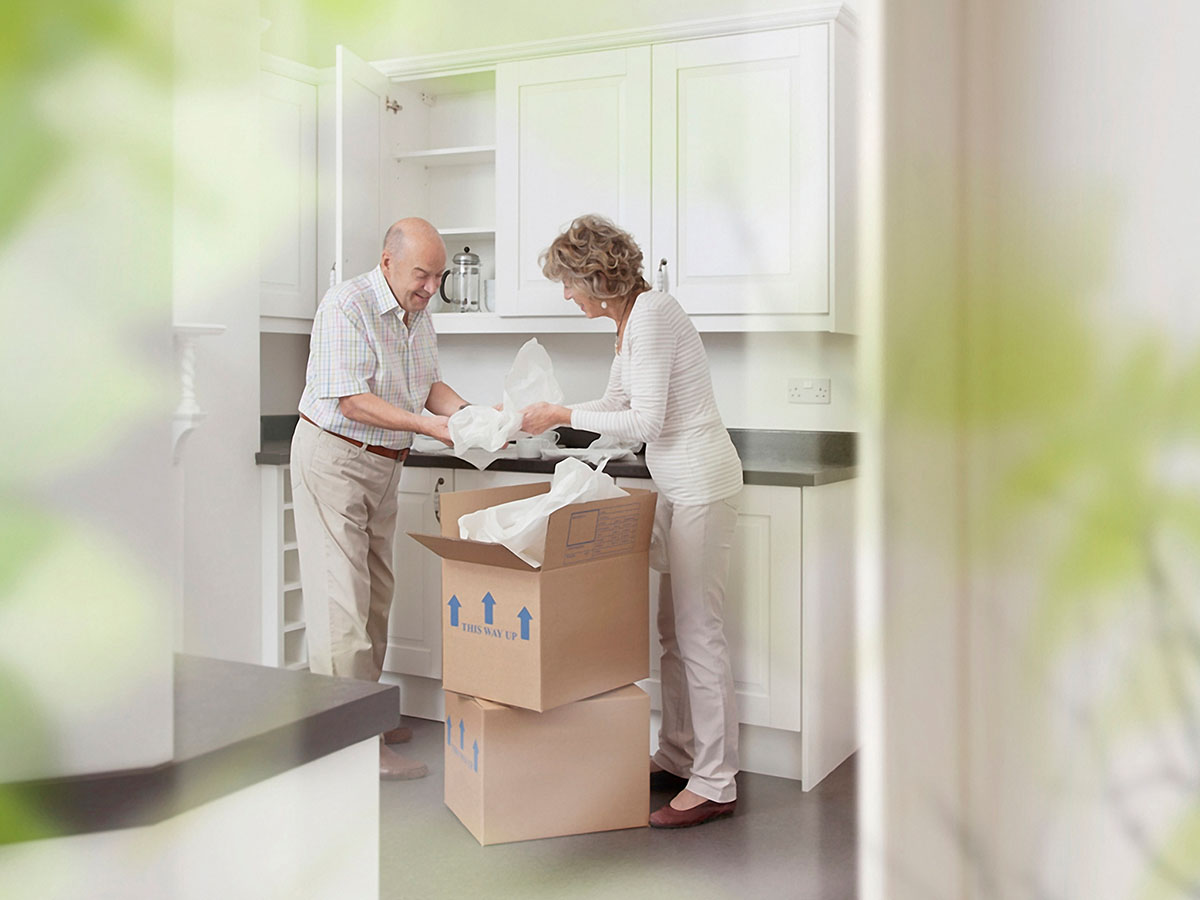 Helpful hints for when you're ready to downsize