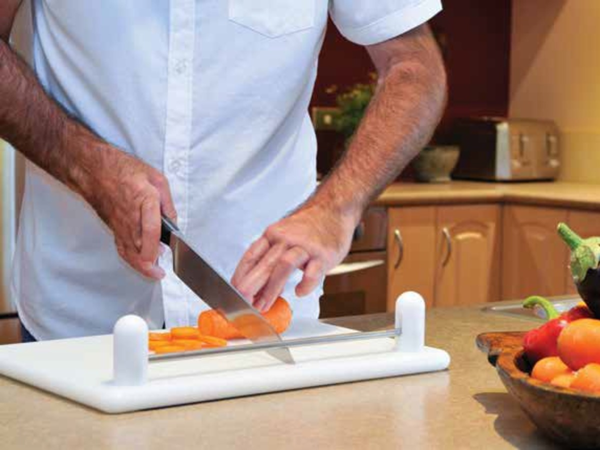 Kitchen tips for arthritic hands