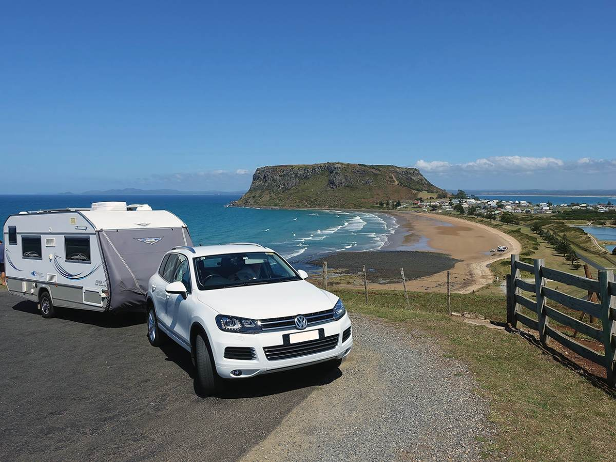 Motoring around the country