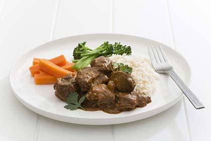 Nutrition Select   Lamb Rogan Josh