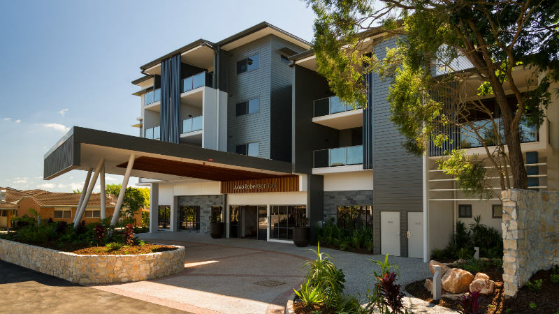 Aveo Robertson Park opens first stage of $60M upgrade