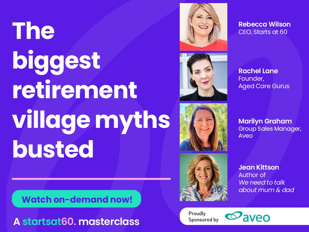 The biggest retirement village myths busted