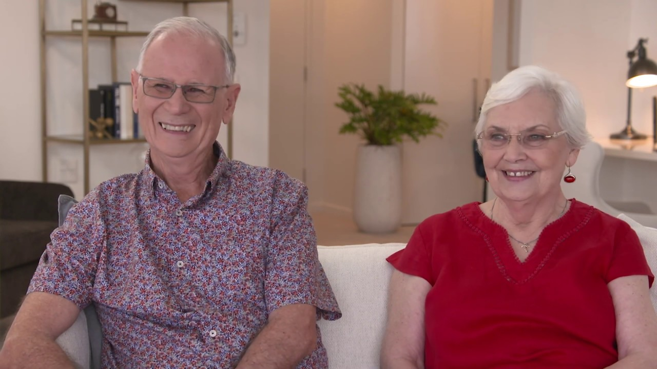 barbara and graeme the clayfield