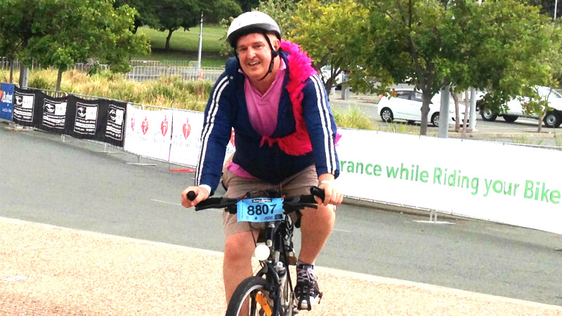 Brisbane to Gold Coast Cycle for Project Pink