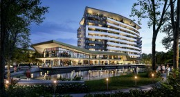 Aveo on track to deliver luxury retirement living as $75M building nears completion