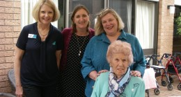 102nd Birthday at Aveo Lindfield Gardens