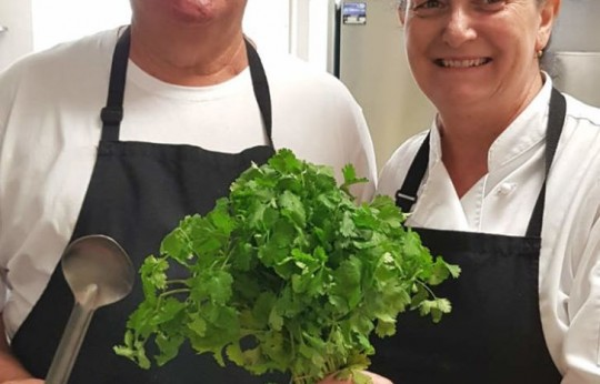 aveo peregian springs country club cooking show