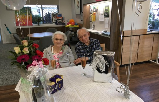 70 years of love at Freedom Morayfield