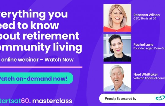 Everything you need to know about retirement community living