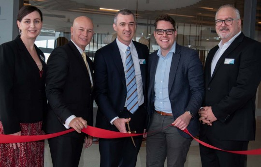 Aveo Carindale celebrates official opening1