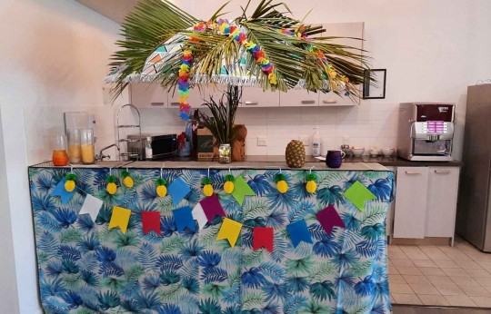 Tropical celebrations at Freedom Rochedale