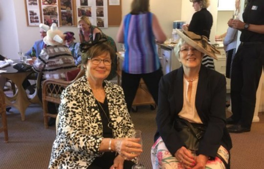Fernbank Celebrated Melbourne Cup in Style