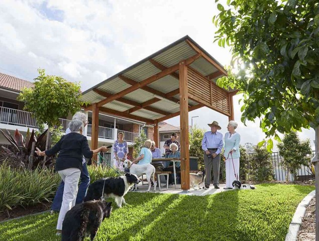 Durack Village Residents pets dogs meeting 1200x900