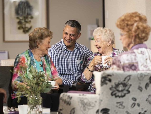 Join us for a taste of retirement living