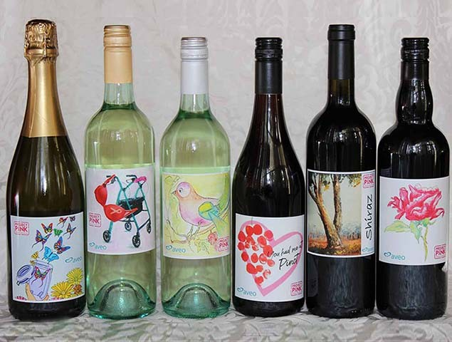 Project Pink wines