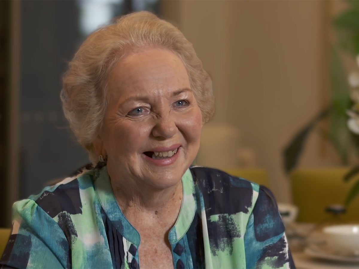 Hear Elaine talk about why she loves living at The Clayfield